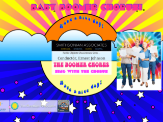 #332 Join The Boomer Chorus - Interview Ernest Johnson