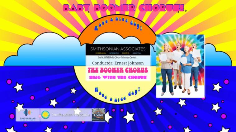 #332 Join The Boomer Chorus - Interview Ernest Johnson