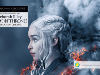 #330 Game of Thrones - Interview with Deborah Riley, GOT Production Designer