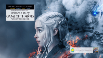 #330 Game of Thrones - Interview with Deborah Riley, GOT Production Designer