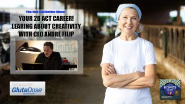 #347 Learning About Being Creative - CEO Andre Filip