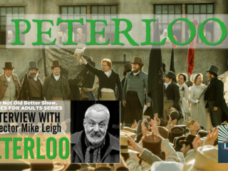 #337 Mike Leigh - Director, 'Peterloo'