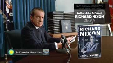 #346 RICHARD NIXON - An Inevitable Fall - Author John Farrell