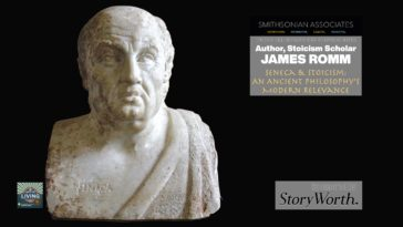#348 Stoicism in an Age of Anger - James Romm