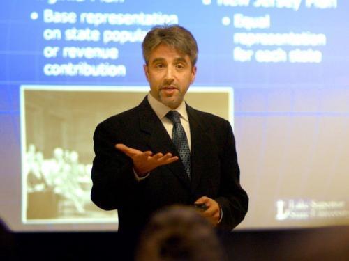 Dr. Arthur Lupia